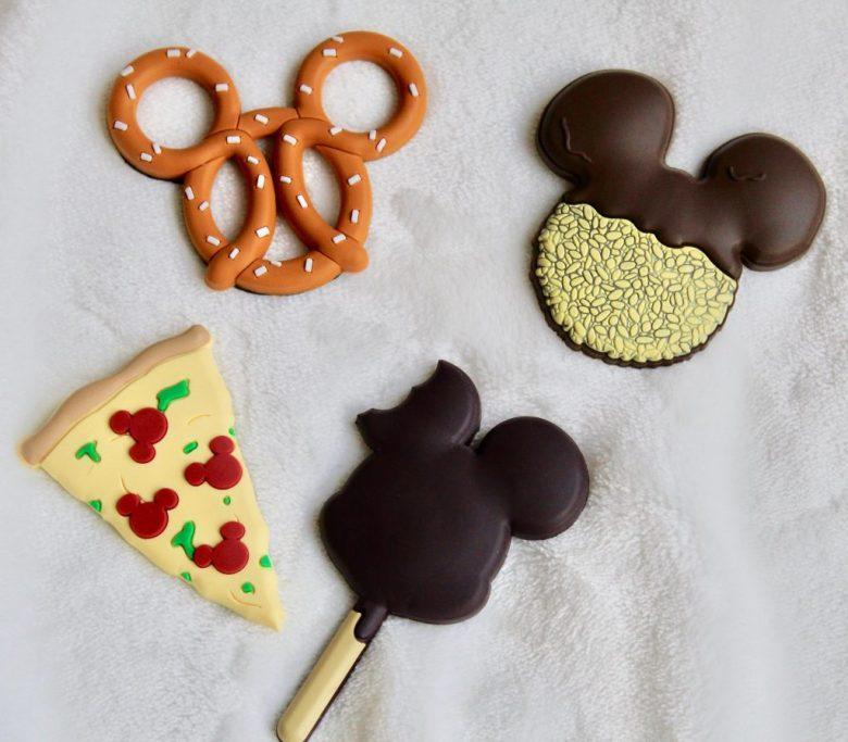 Disney World souvenir magnets