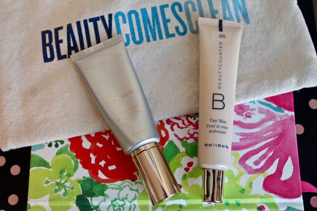 Beautycounter Dew Skin vs. Tint Skin
