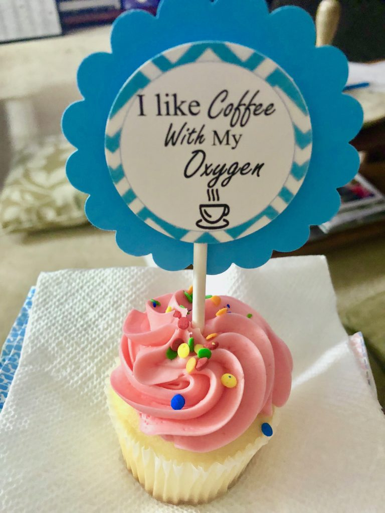 Gilmore Girls Cupcake Toppers