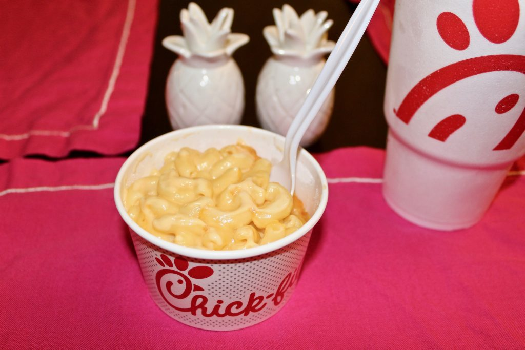 Chick-fil-a Macaroni and cheese
