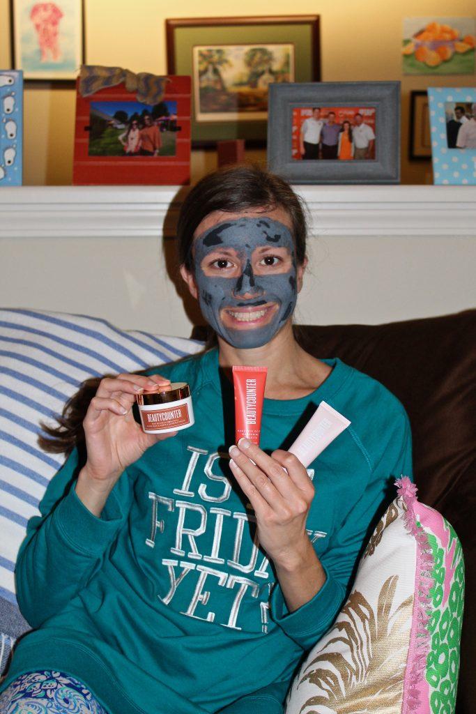 Beautycounter Band of Beauty Charcoal Mask