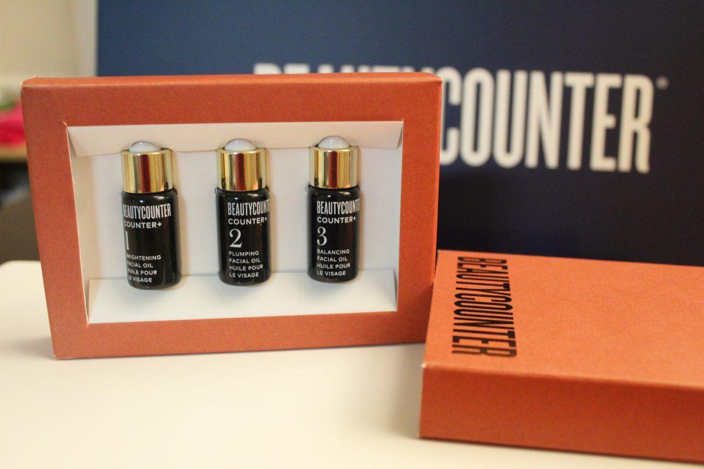 Beautycounter Mini Facial Oils