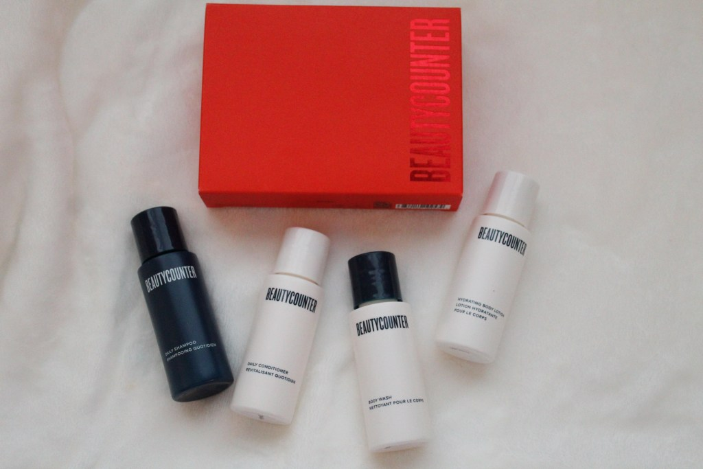 Beautycounter Travel Companion Gift Set