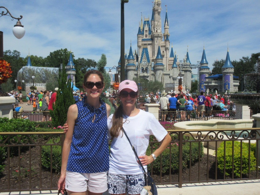 Girls' Trip to Disney World