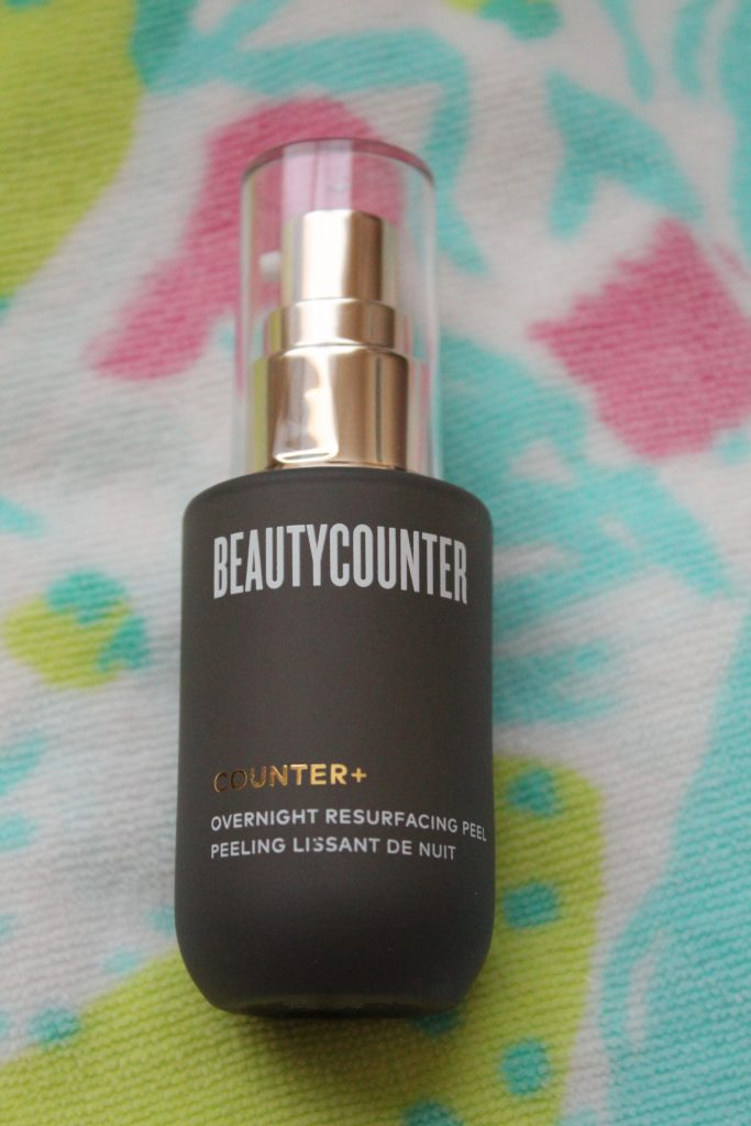 Beautycounter Overnight Resurfacing Peel