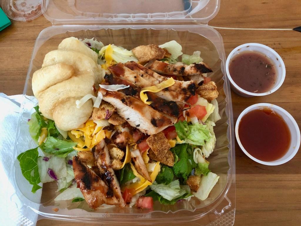 Rucker John's Salad