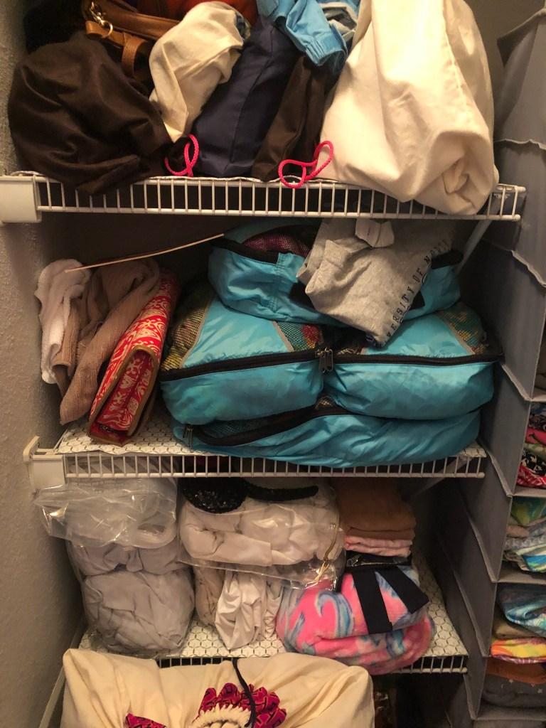 Amazon closet storage solutions