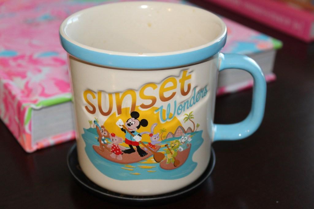 Duffy & Friends Coffee Mug