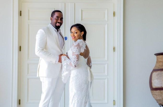 Xerona Duke and DJ Caise Wedding