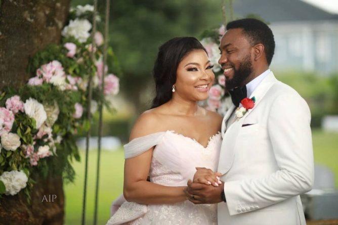 Linda Ejiofor & Ibrahim Suleiman Wedding