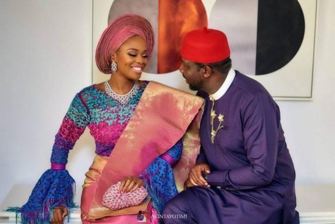 Zainab Balogun & Dikko Nwachukwu Wedding