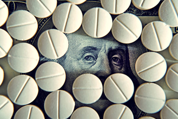 OxyContin and pharmaceutical money makers