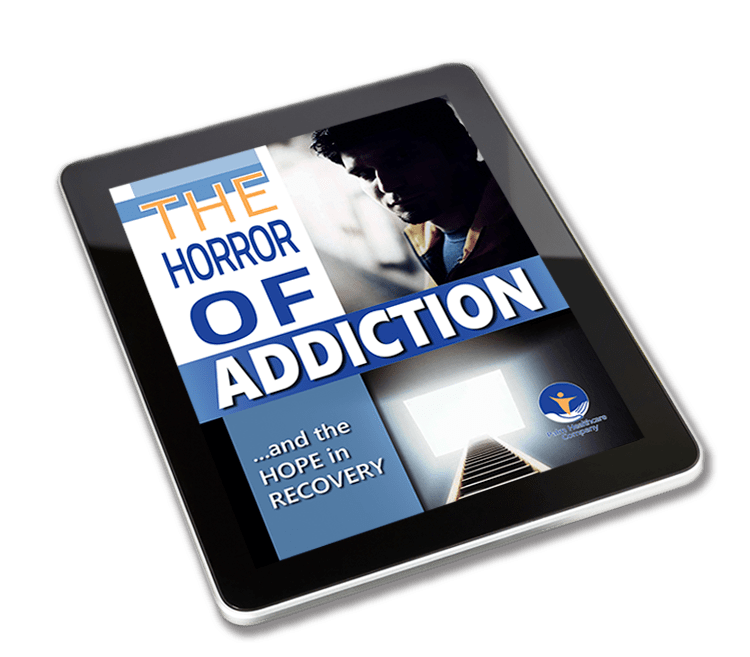 Horror of Addiction E-Book