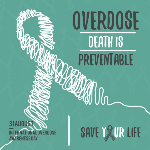 International Overdose Awareness Day 2017