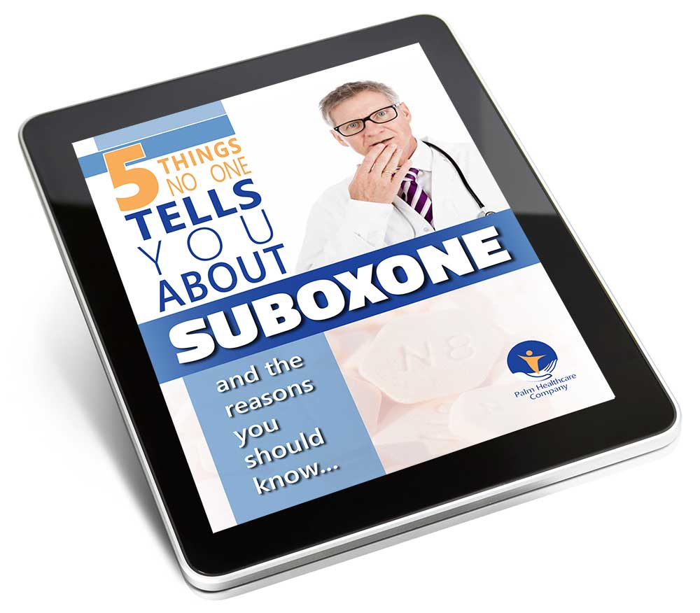 5 Things No One Tells You About Suboxone
