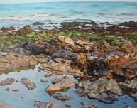 Playa San Agustin. 146x 114cm