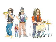 Street Musicians. Músicos callejeros