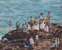 Paintings of Brazil. Pinturas de Brasil.