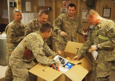 Thank you and pictures from David Rye in Afghanistan