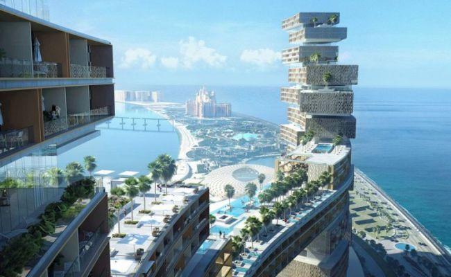 The 1 4bn Atlantis Mark 2 Where Every Residence Is