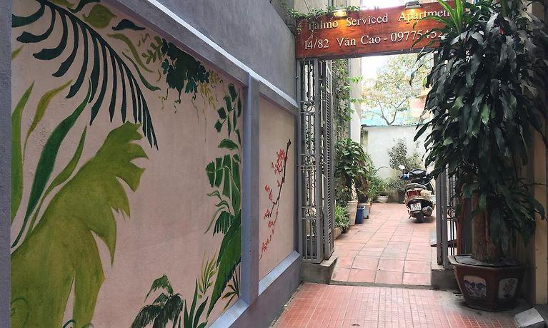 Hotel Palmo Serviced Apartment 3 Hanoi Book 3 Star