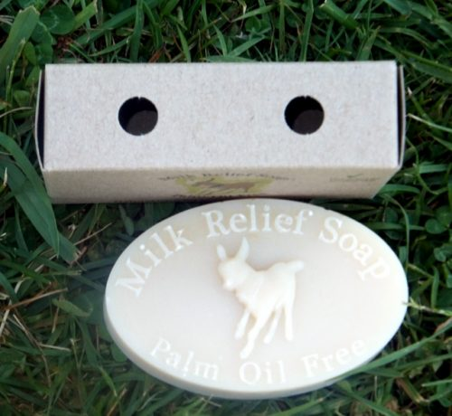 How to store Milk Relief Soap™ Important Instructions