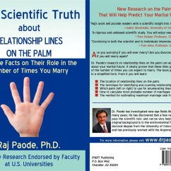 Palmistry Diagram Marriage Line Light Sensor Switch Circuit Palm Reading Love Relationship Lines Raj Paode Presents The Scientific Truth About On Analysing Your