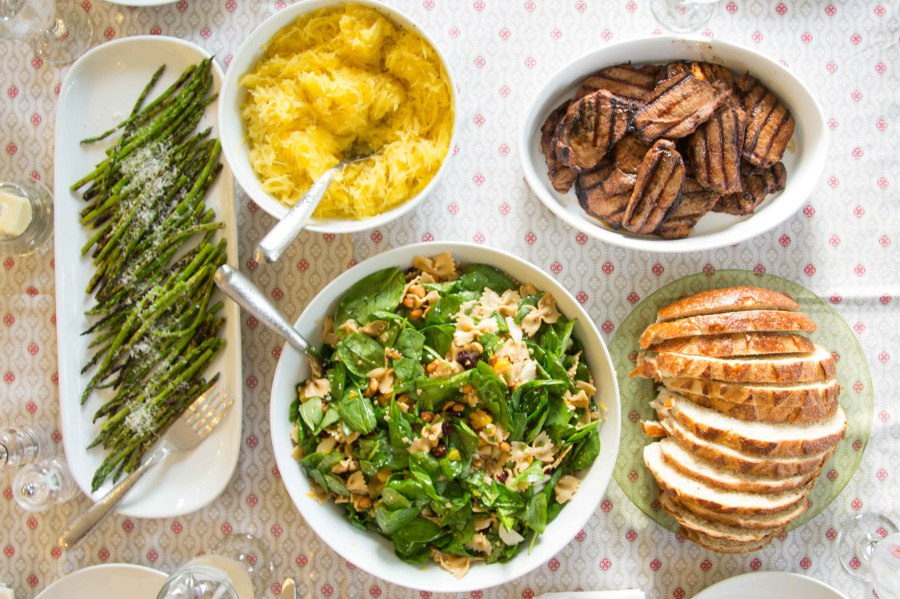 Recipes From My Wedding Rehearsal Dinner Palms To Pines