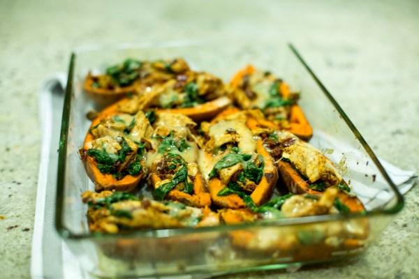 Healthy Sweet Potato Recipe  - Palms to Pines