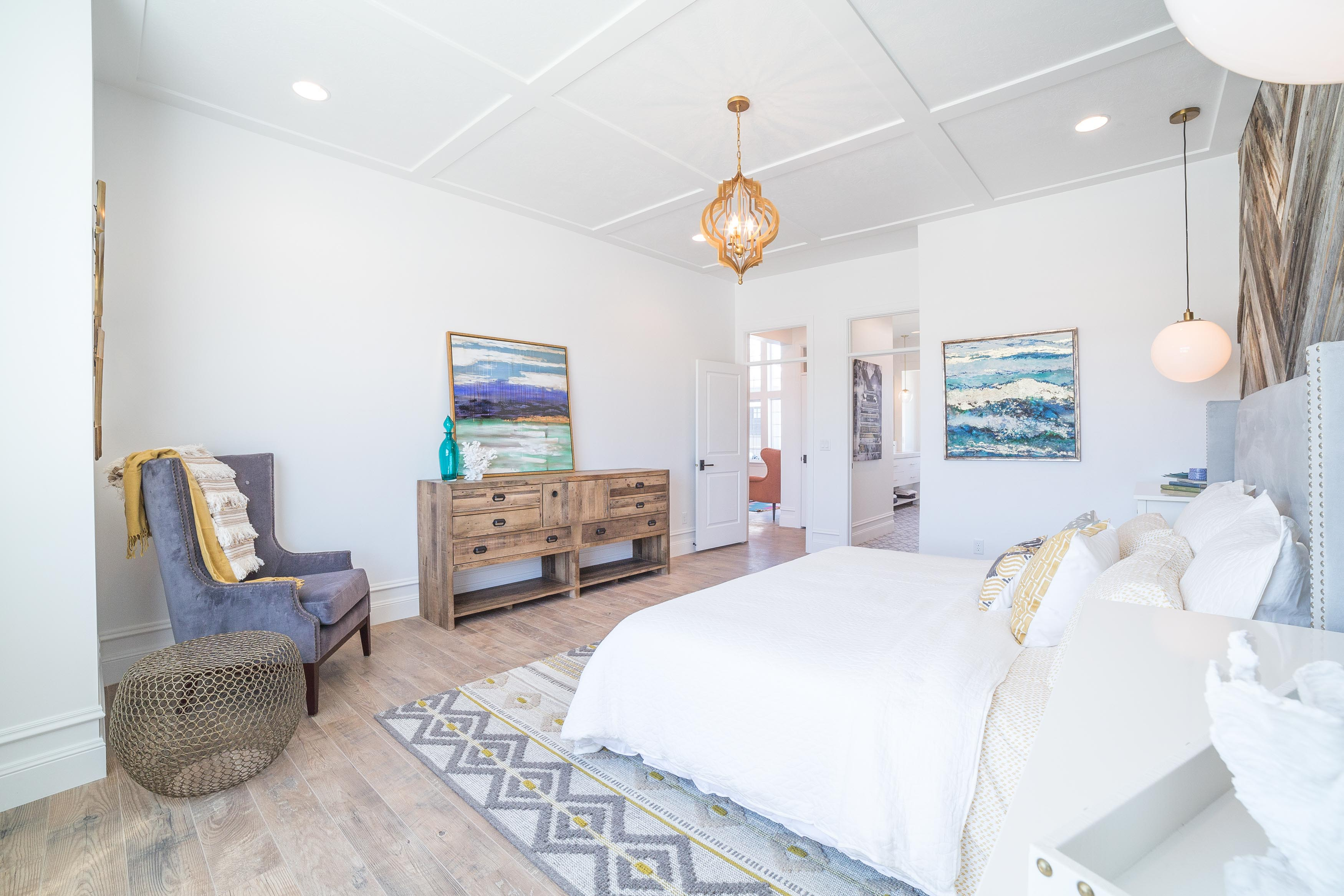 Legend Creek Master Suite Palms to Pines