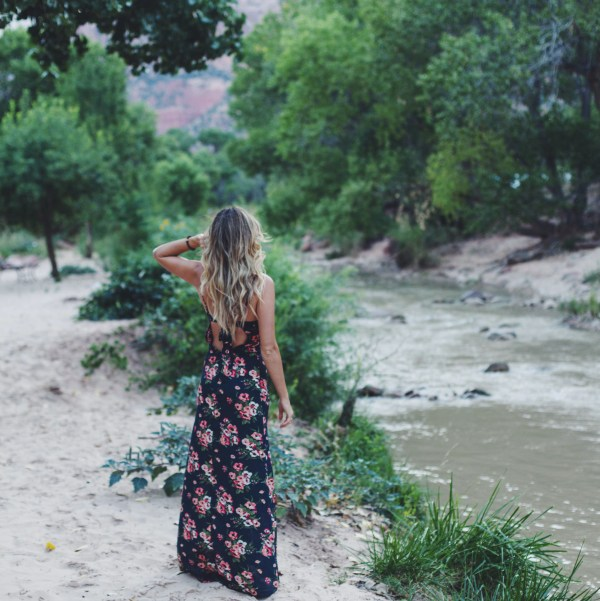 Flynn Skye - Kennedy Maxi | Palms to Pines
