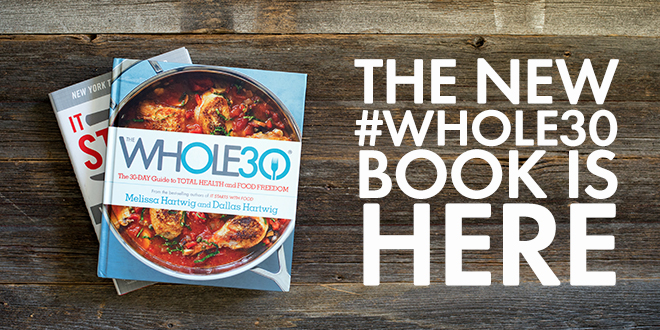 Whole30 Book | Palms to Pines