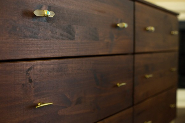 IKEA hack | Palms to Pines | Tarva Dresser