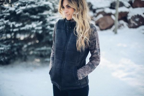 Monrow Vest | Palms to PInes