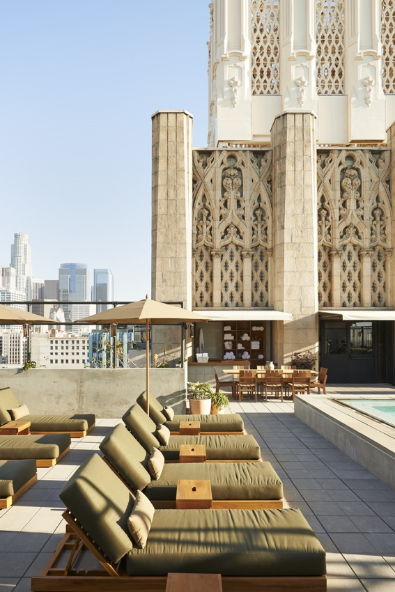 Ace Hotel | Palms to Pines
