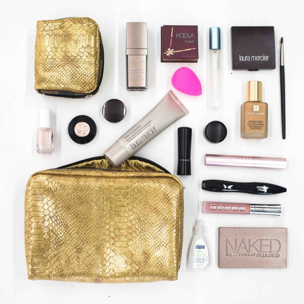 Everyday Makeup Bag | Palms to Pines