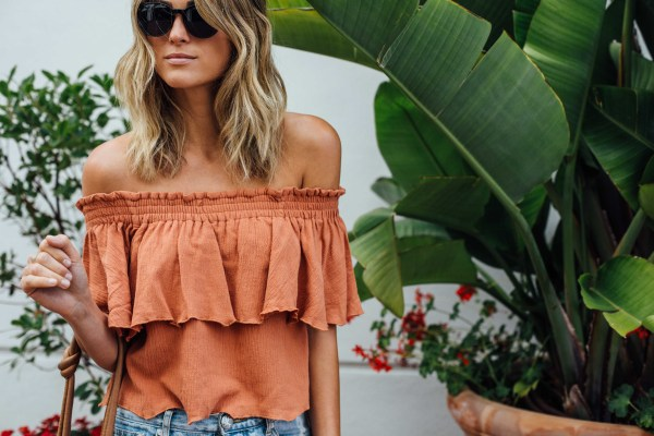 Somedays Lovin Bohemia Top | Palms to Pines