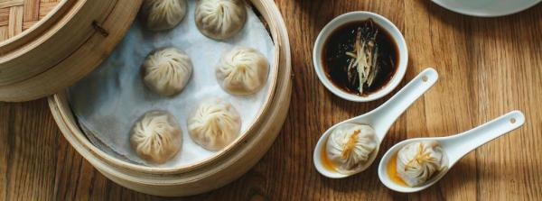 Din Tai Fung Steamed Dumplings | Palms to PInes
