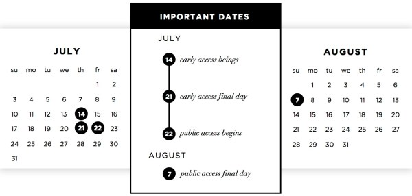 Nordstrom Sale Important Dates | Palms to Pines
