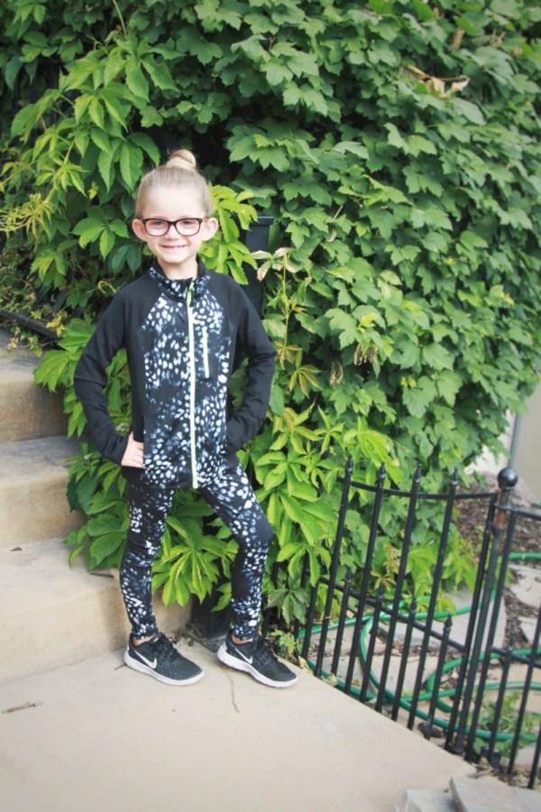 Nordstrom Little Girls Zella Anniversary Sale   Palms to Pines