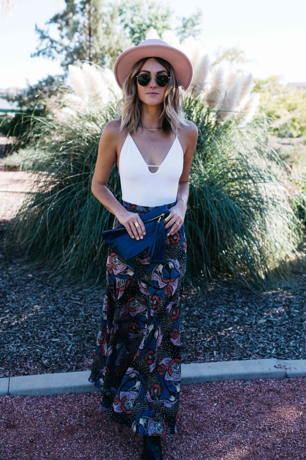 Free People Skirt | Palms to Pines