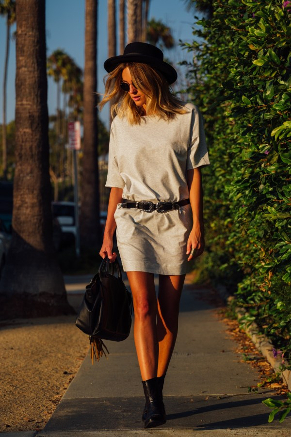 Comfy T-Shirt Dress | Palms to Pines