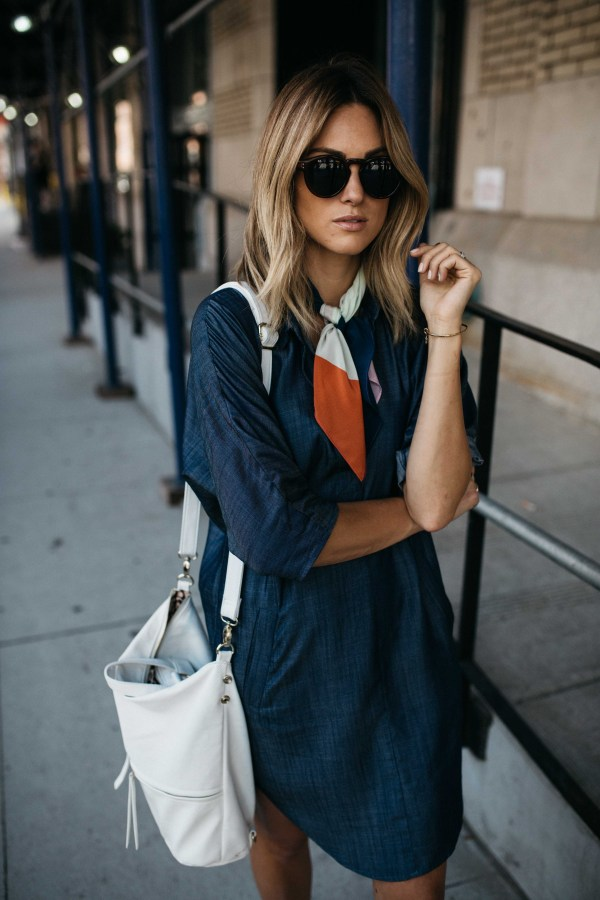 Line & Dot | Ines Shirt Dress | Palms to PInes