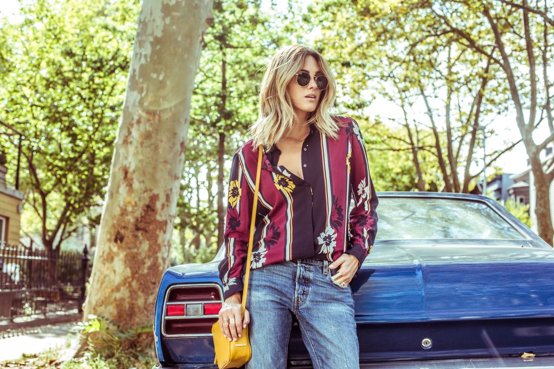 Tommy Hilfiger on Jen Hawkins | Palms to Pines lifestyle blog