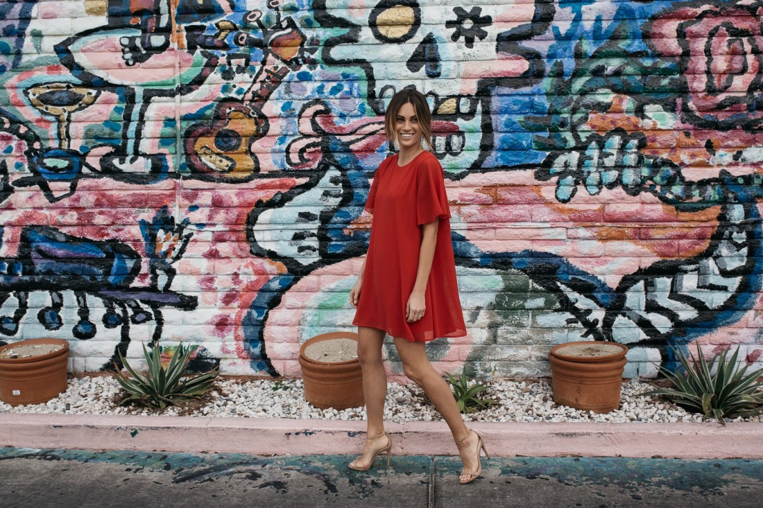 Valentine's Day style on Jen Hawkins | Palm to Pines style blog