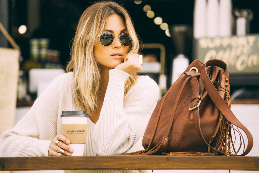 Jen Hawkins california street style on Palms to Pines style blog