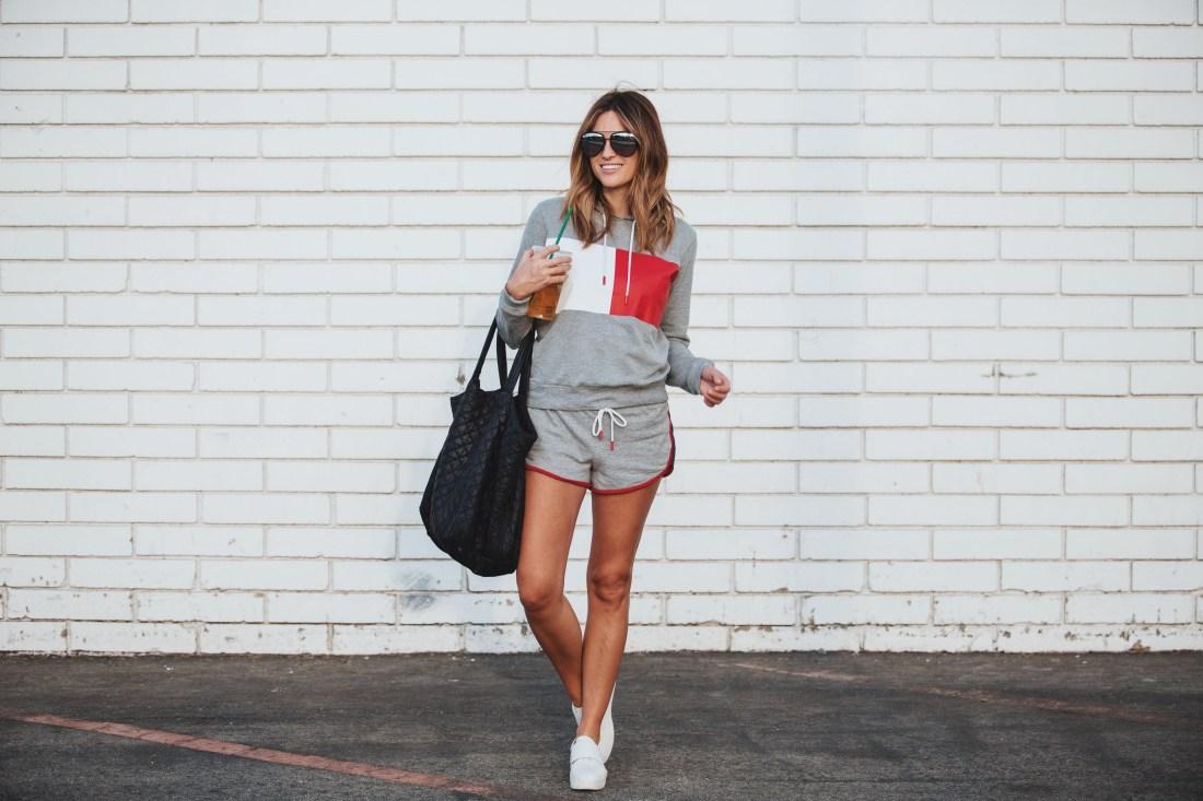 Favorite Loungewear | Nordstrom | Tommy Hilfiger Retro Sweatsuit