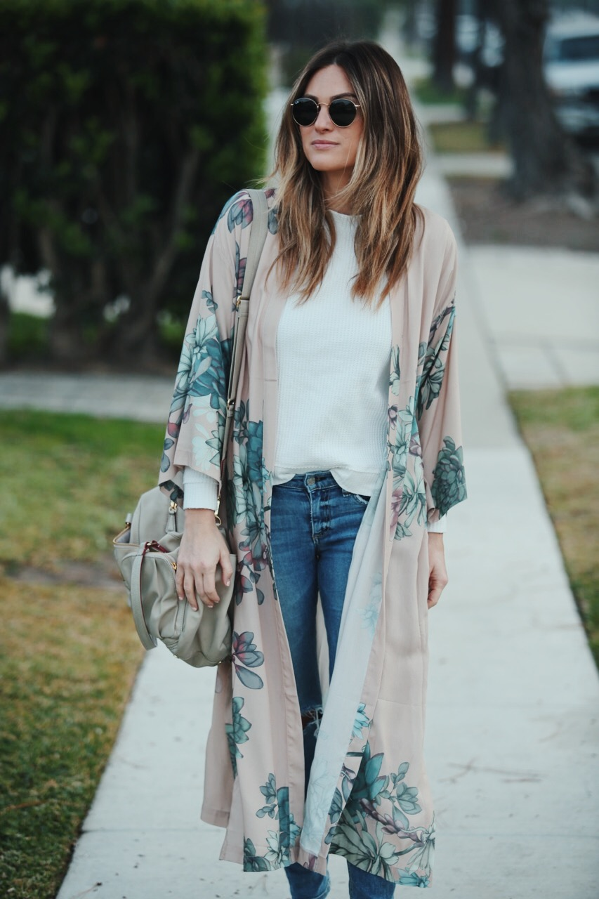 Stillwater Morning Robe | How to wear a duster