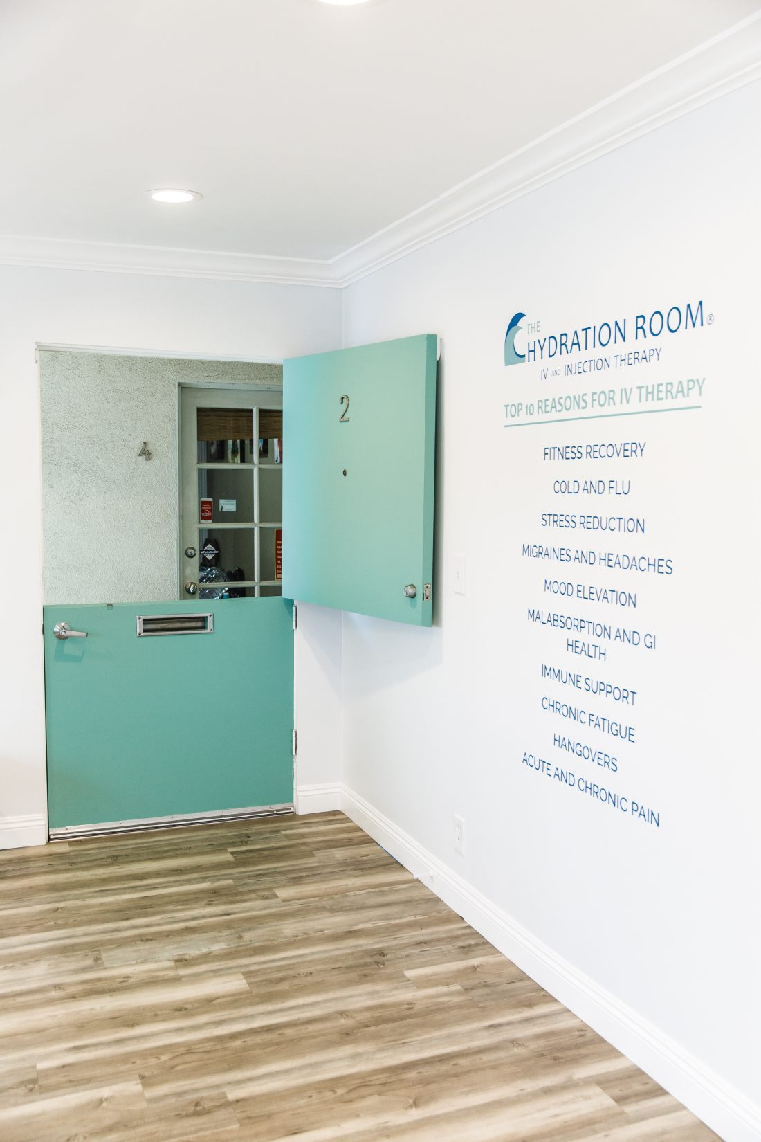 The Hydration Room | Palms to PInes | IV THerapy