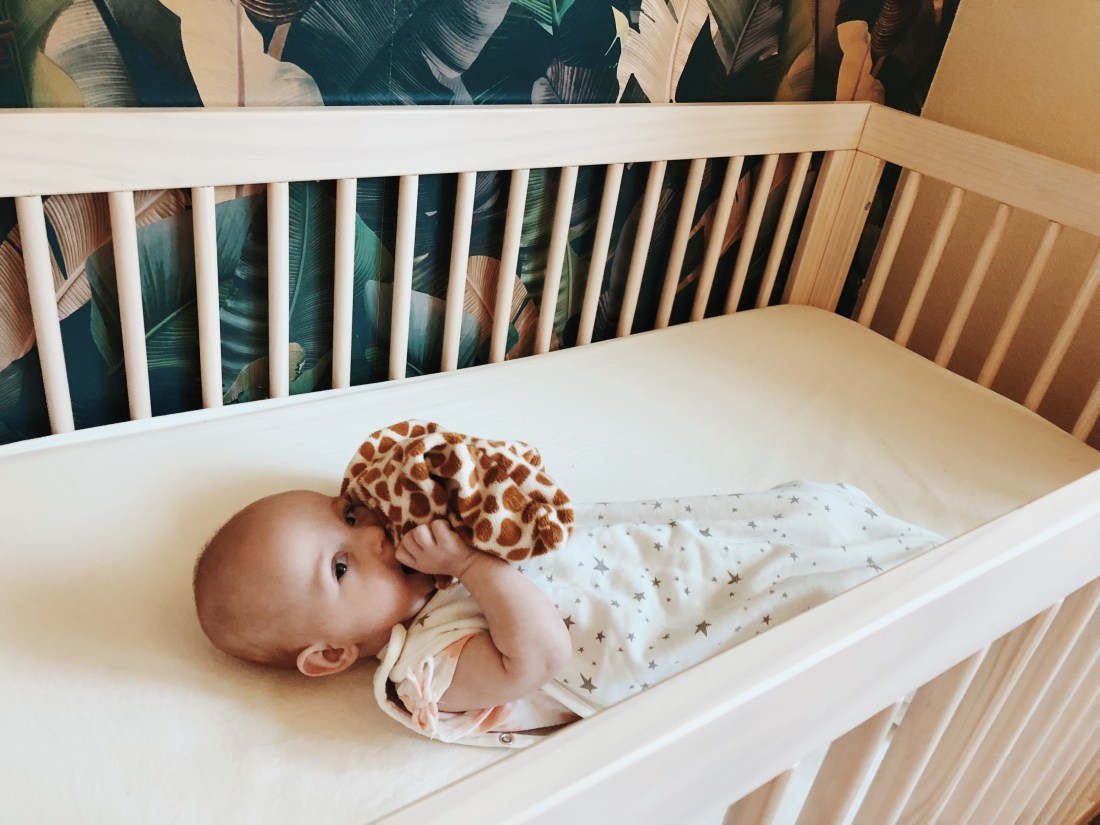 Transitioning from bassinet to crib